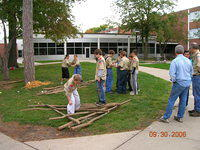 2006/09 - Broken Arrow Fall Camporee @ Iowa Veterans Home Marshalltown, Iowa