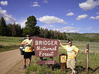 2010/07 - Bridger Wilderness - Wind River Range, Wyoming
