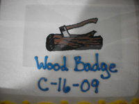 2011/06 Corrie's Wood Badge Ceremony