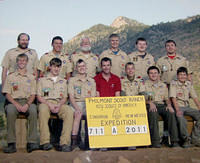 2011/07 - Philmont Scout Ranch, New Mexico